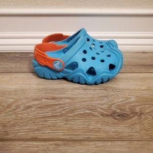 Boys Crocs Slip ons Sz 6